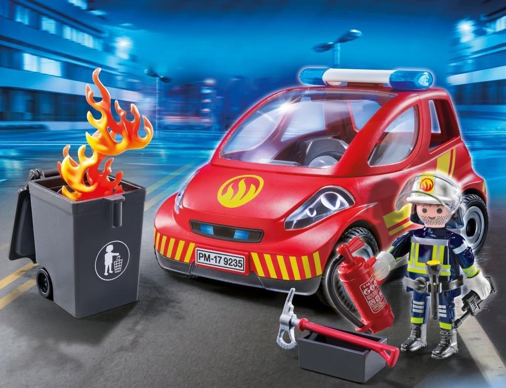 Véhicule d'intervention et pompier 9235 Playmobil City Action