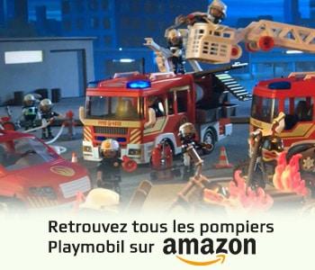 Pompier Playmobil